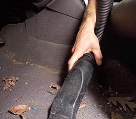 Diy interior car detailing tips sunshine mountain auto - Professional car interior cleaning ...